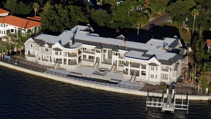Derek Jeter's Tampa Super Mansion (22 pics)
