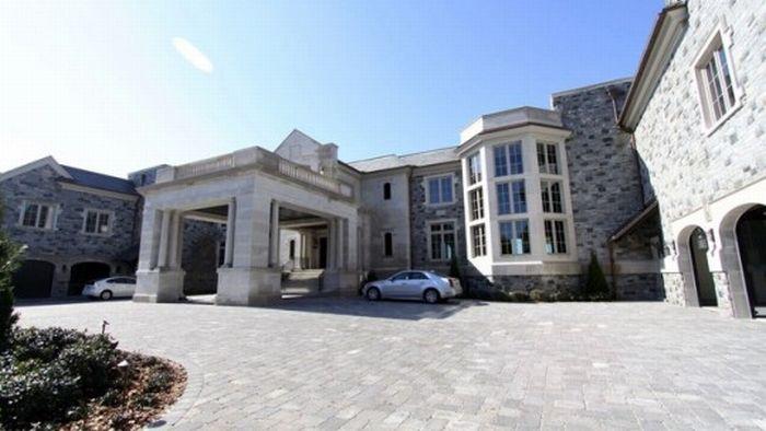 Derek Jeter's Tampa Super Mansion (22 pics)