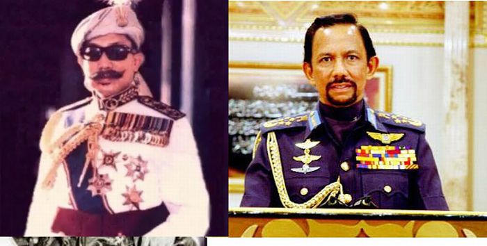 Current Longest Serving World Leaders. Then & Now (13 pics)