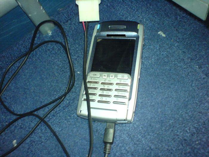 Chinese Phones are Dangerous (2 pics)