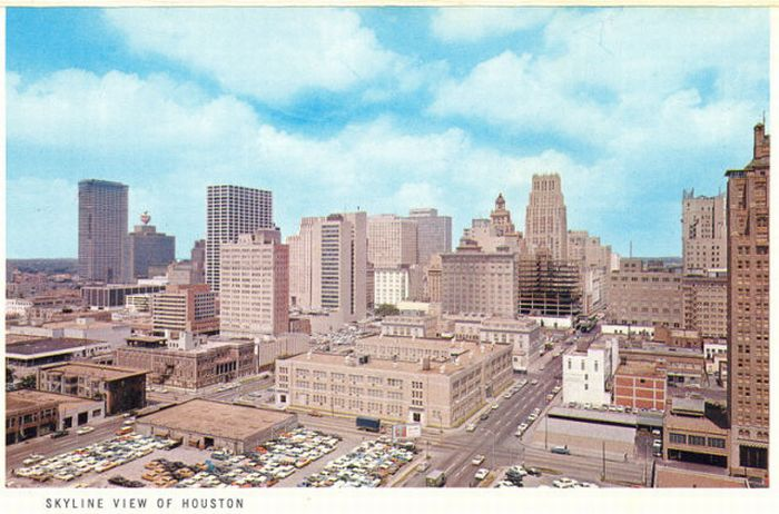 How the Cities Have Changed (55 pics)