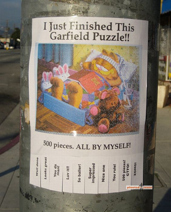 The Funniest Street Fliers (32 pics)