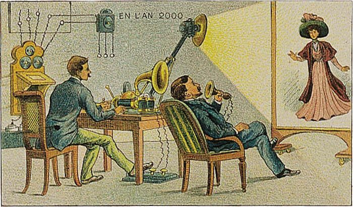2000 as Seen in 1910 (23 pics)