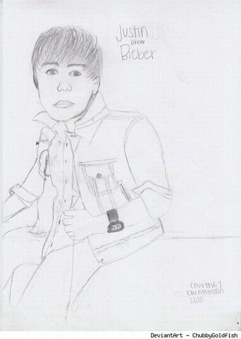 Hilarious Justin Bieber Fan Art (19 pics)