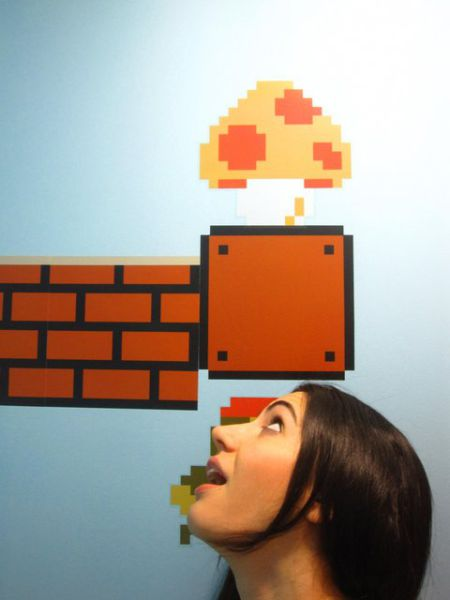 Super Mario Bathroom (11 pics)