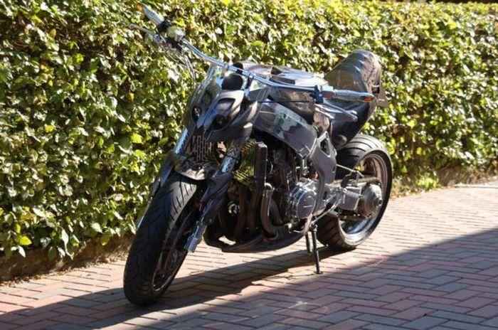 Impressive Streetfighter Style Bikes (132 pics)