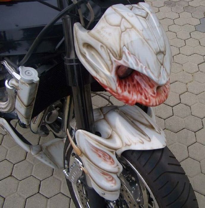 Los mejores diseños de motos