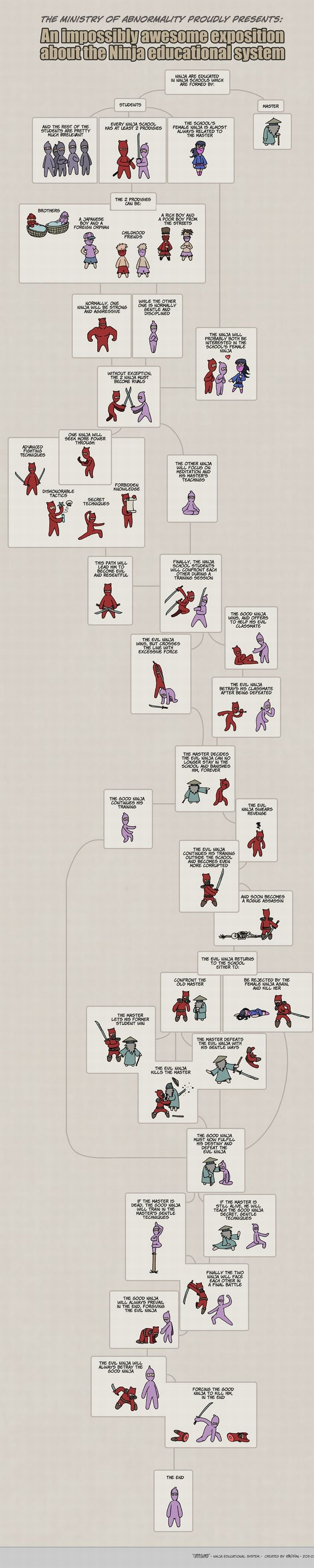 Ninja Educational System (1 pic)
