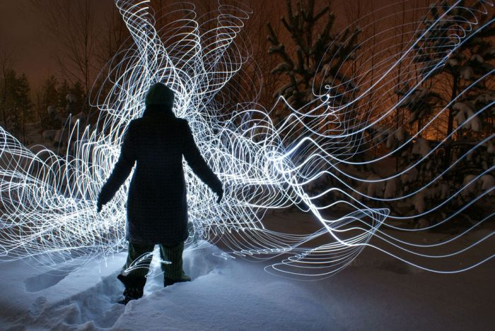 Light paintings by Janne Parviainen (23 pics)