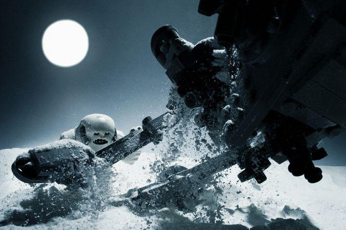 Star Wars. Winter Edition (45 pics)