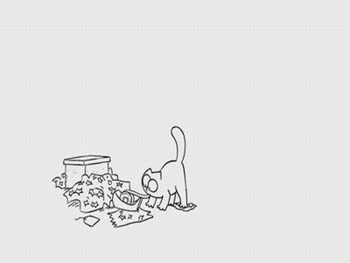 Simon's Cat Sticky Tape
