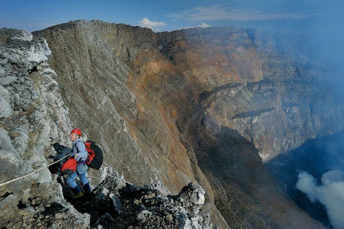 Nyiragongo Crater (28 pics)