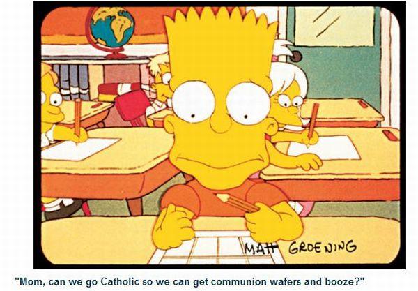 22 Bart Simpson quotes (22 pics)