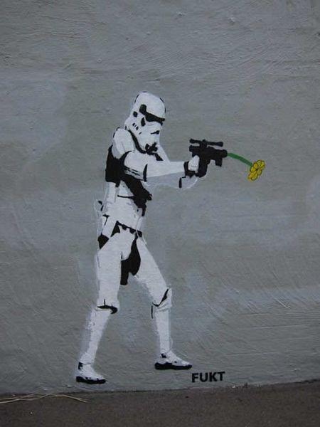 Star Wars Graffiti (27 pics)