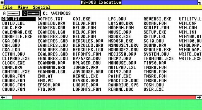 The Evolution of Microsoft Windows (11 pics)