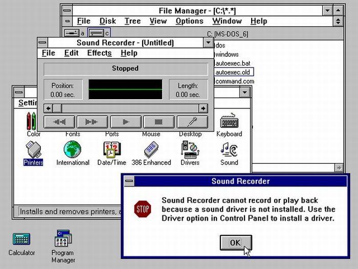 The Evolution of Microsoft Windows (11 pics)