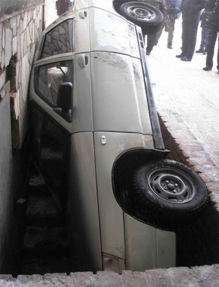 Awkward Parking (5 pics)