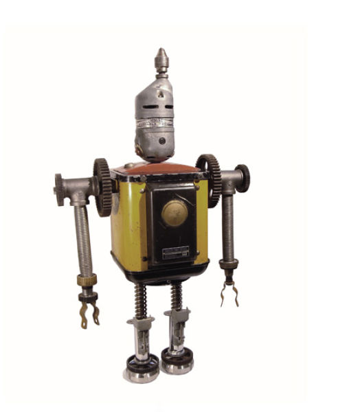 Collection of Small Bennett Robots (48 pics)