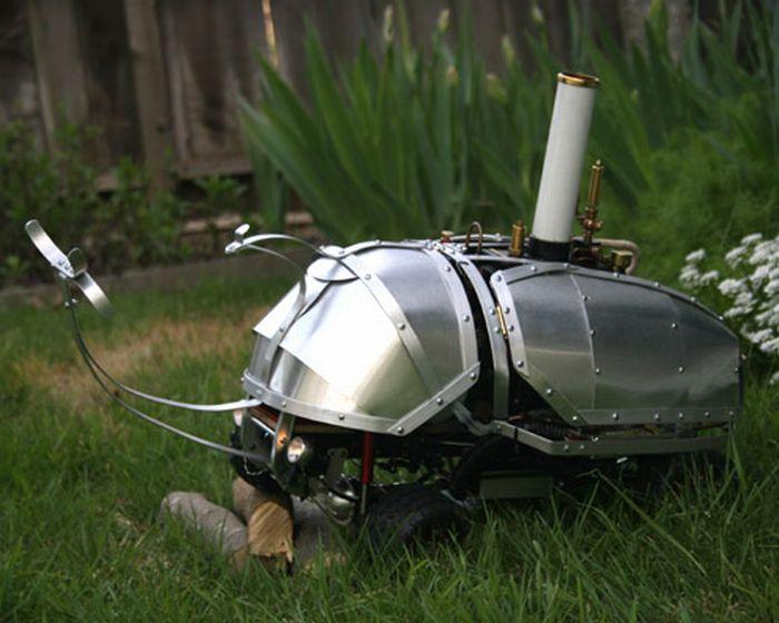 Steampunk Toys (21 pics)