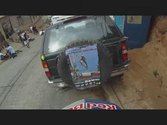 Amazing BMX Race