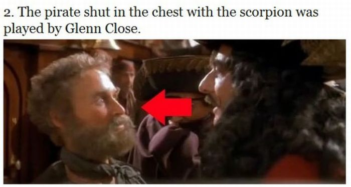 "Things You Probably Didn't Know About ""Hook"" (14 pics)"