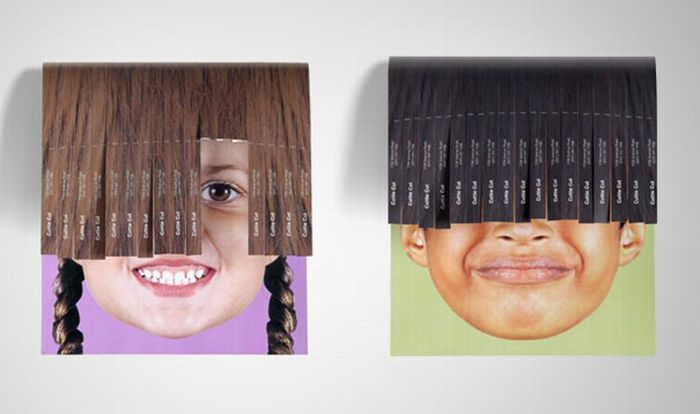 Clever and Creative Tear-Off Ads (11 pics)