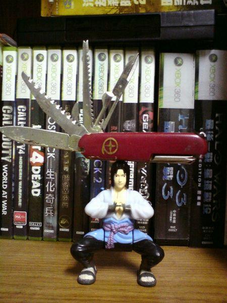 MacDonald's Sasuke Toy (27 pics)