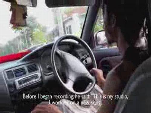 Jamaican Taxi Driver Jams