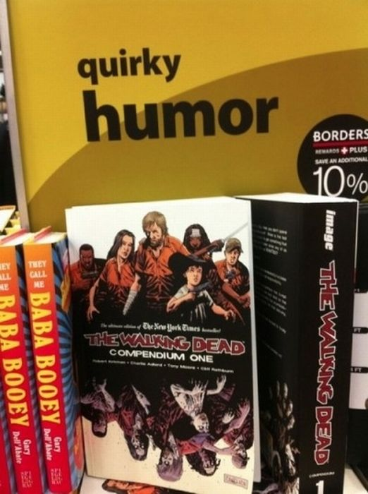 Best Bookstore Fails (19 pics)