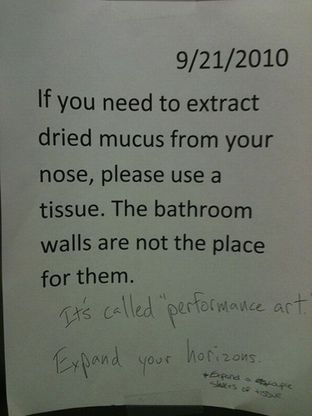 Hilarious Passive-Aggressive Office Notes (38 pics)