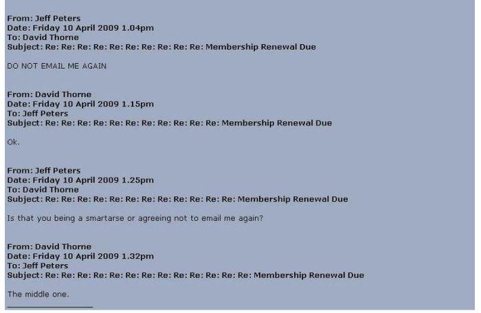 Membership Renewal (5 pics)