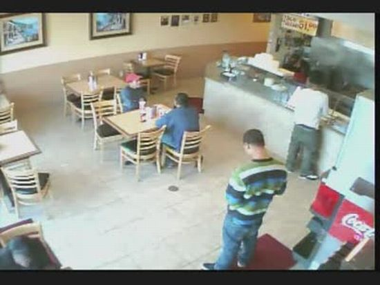 Three Guys Start a Fight and Lose