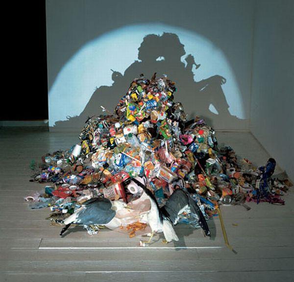 Amazing Shadow Art (21 pics)