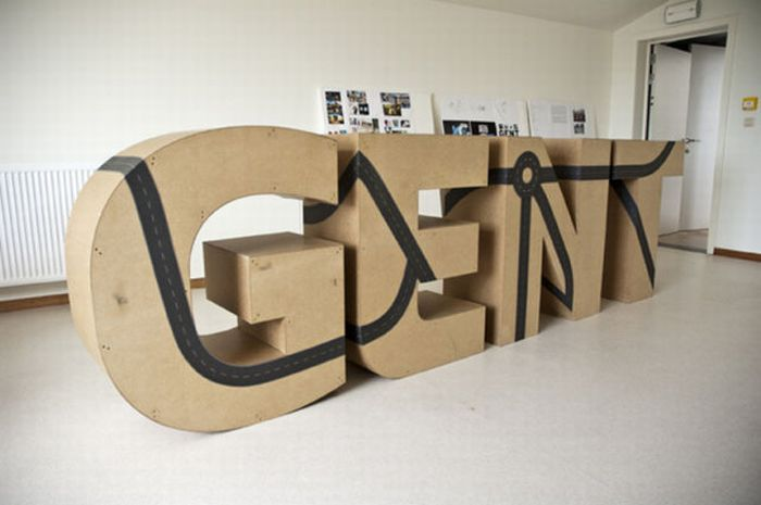 The City of Gent Project (78 pics)