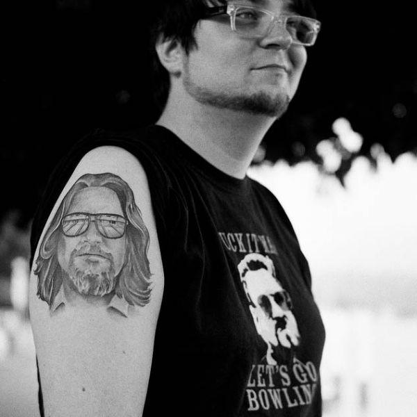 Big Lebowski Tattoos (21 pics)