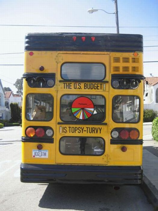 Double-Decker School Bus (7 pics)