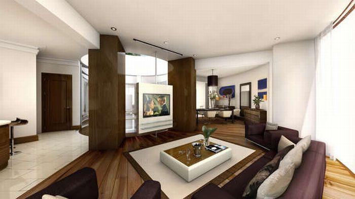 Amazing House (6 pics)