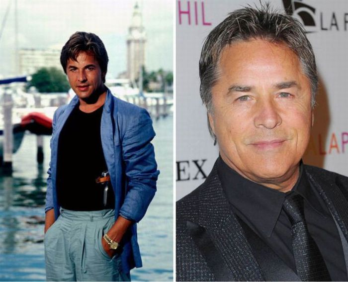 Teenage Heartthrobs from the 80s Then and Now (26 pics)