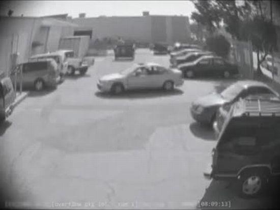Parking Lot Revenge