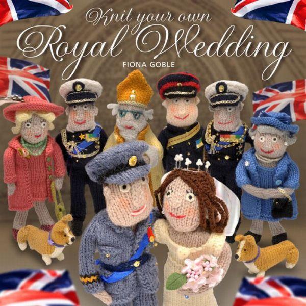 Knitted Royal Wedding (10 pics)