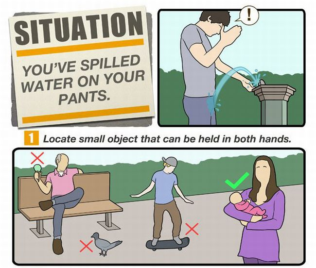 Situations (7 pics)
