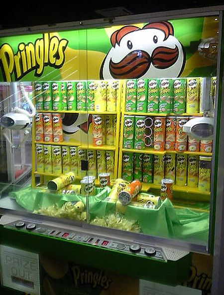 Bizarre Vending Machines (22 pics)