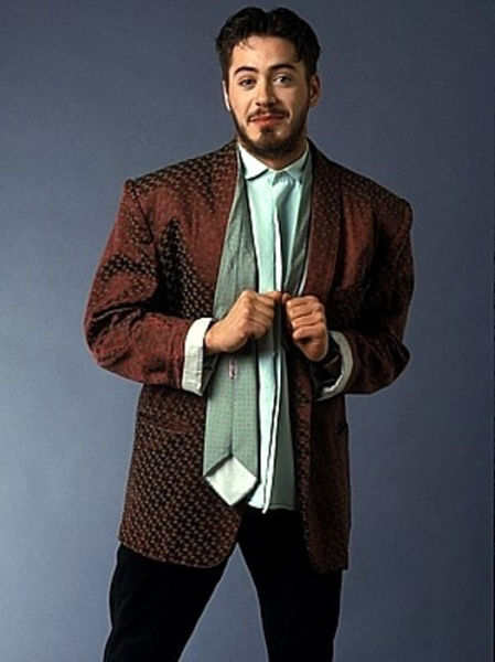 Robert Downey Jr and Fashions (28 pics)