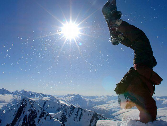Snowboard Photos (12 pics)