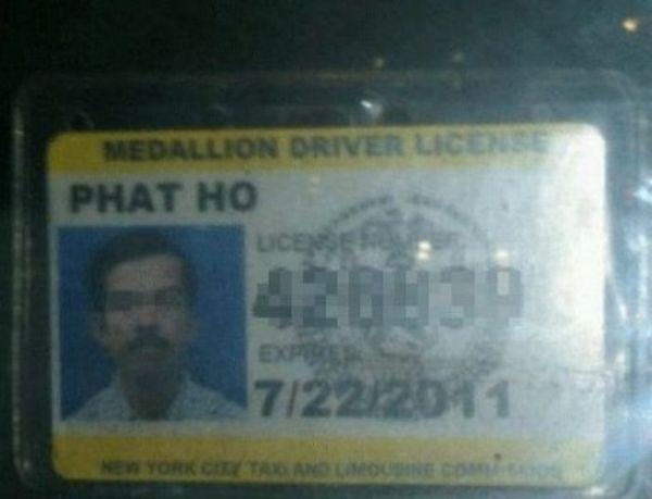 Funny Taxi Driver Names (15 pics)