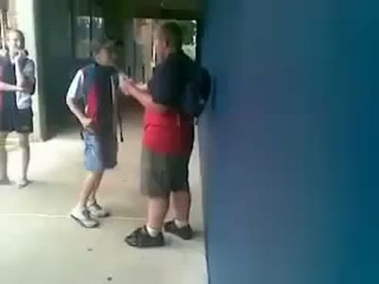 Kid vs Bully