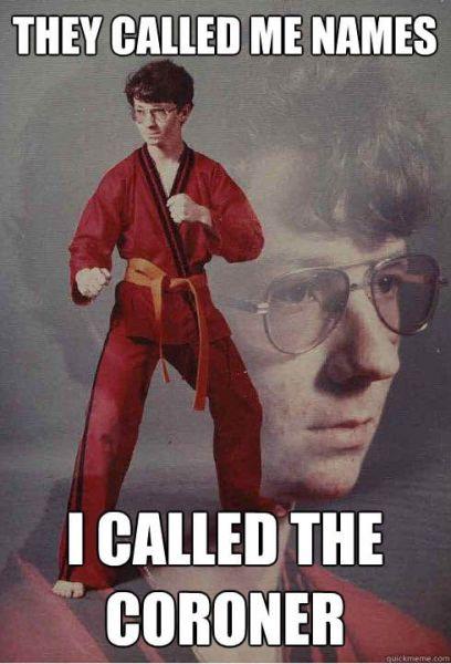 Karate Kyle (18 pics)