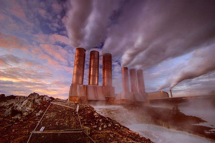 Power Plants (47 фото)