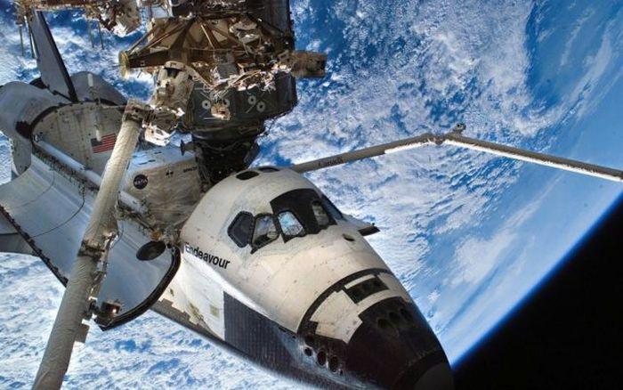 La tierra vista desde el espacio/ Imagenes reales/ Increible