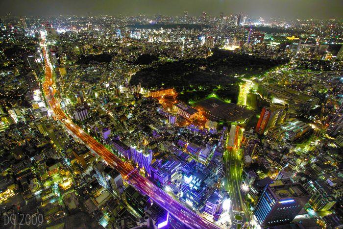 HDR Photos of Tokyo (16 pics)